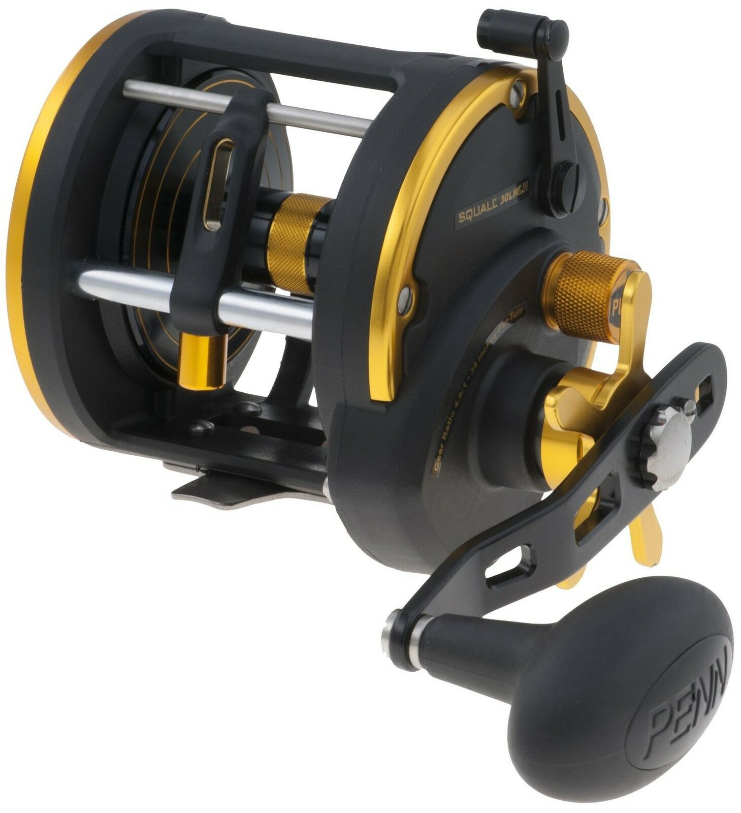 Penn Squall  30 Levelwind Left Hand   Sea Fishing Reel   1292944  quick answers