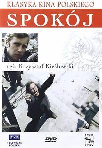 Spokoj-DVD-Krzysztof-Kieslowski-Shipping-Wordwide-Polish-film