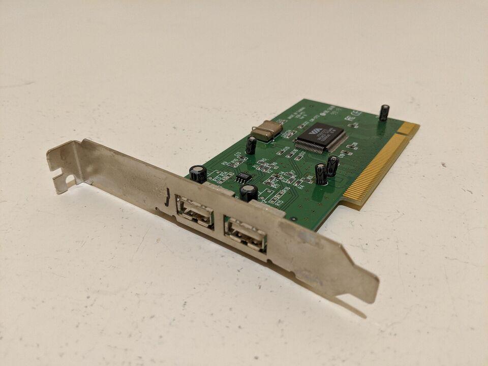 USB, VIA VT83C572