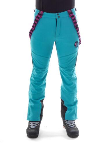 O /'Neill sci Softshell Pantaloni fashion Focus Blu Impermeabile Hyperdry