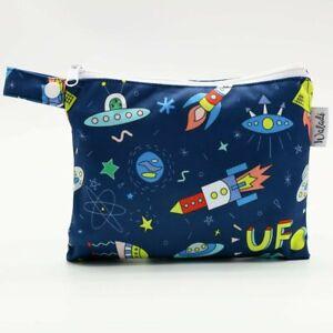 Small-Waterproof-Wet-Bag-with-Zip-19-x-16cm-Rocket-amp-Space-Design