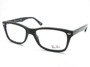 e1bcc0a211c3c Ray Ban RB 5228 2000 Black Eyeglass Frame New Buyer Picks Size ...
