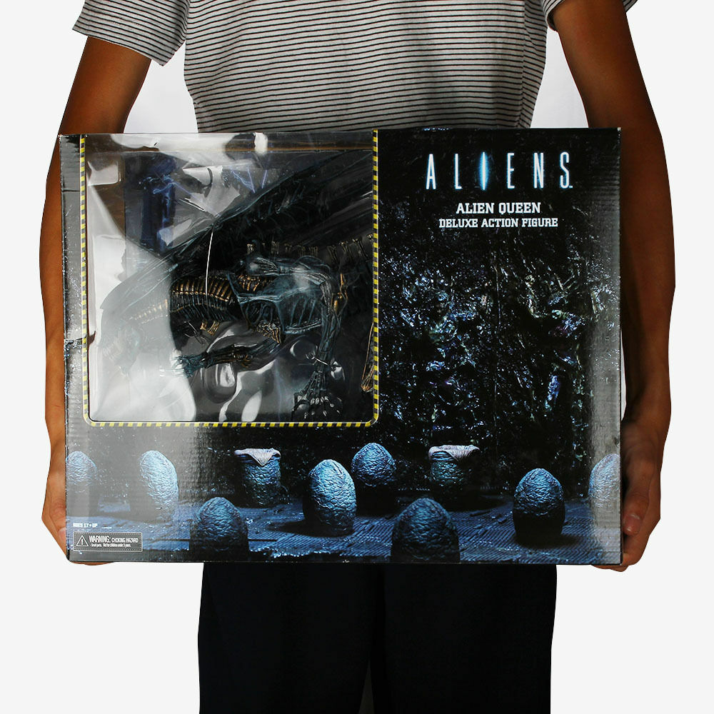 Alien Queen Limited Edition NECA Action Figure Status Collectible Models Toy 16