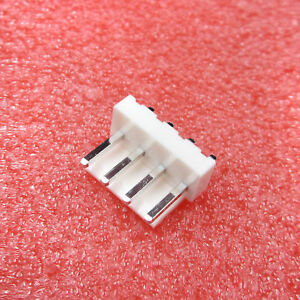 50//100PCS B2P-VH 2 PIN JST Solderless Terminals Header 3.96mm 2 Way