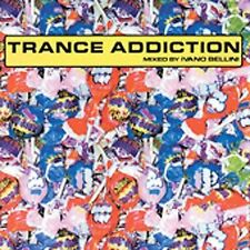 Trance Addiction by Ivano Bellini (CD 2000, Max Music & Entertainment) 1 CENT CD