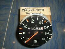 Polo1 Audi 50 Tachometer Tacho  noch NEU / NOS