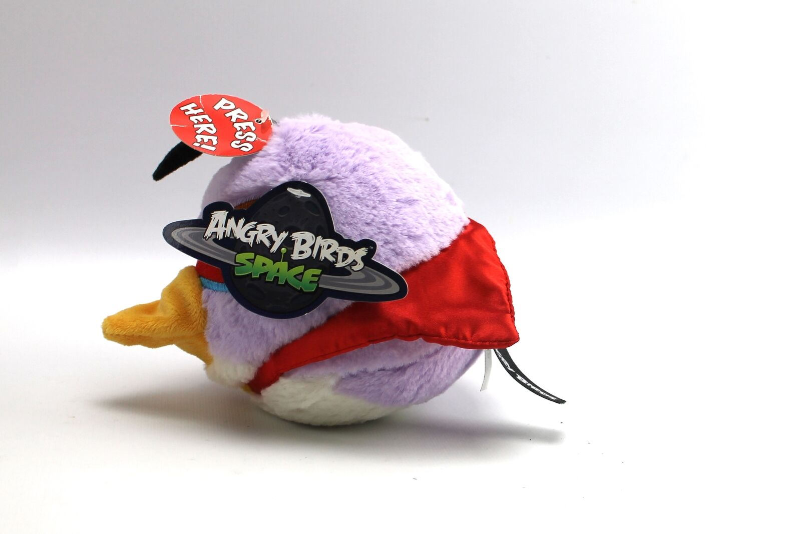 Angry Birds Space Sound Plush Toy Toy Toy Lot Red Bird Lazer Purple Space Bird e7d297