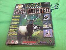 TNN Outdoors Pro Hunter (PC, 1998) - PC CDRom Game - BOX - Windows 95 Version