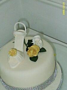 Image Is Loading BIRTHDAY CAKE HIGH HEEL SUGAR SHOES IN BLACK