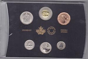 2014-Canada-Specimen-Coin-Set-with-FERRUGINOUS-HAWK