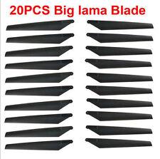 20 x Main Blade For ESKY Big Lama Walkera 53#1 53Q 53#Q3