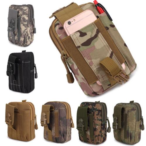 US Mens Tactical Leg Bag Waist Pack Purse Phone Mini Outdoor Sport Bags US