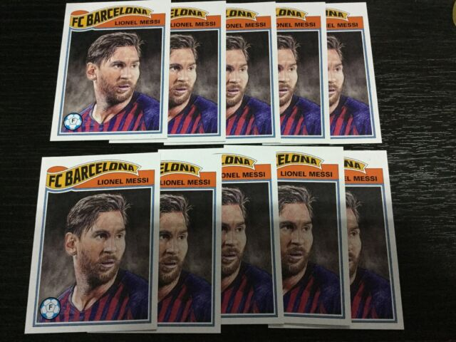 Barcelona Lionel Messi 2018-19 Action Poster 24 x 36 inches