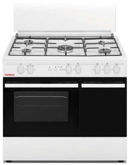 Corbero cocina cc510gb90w 5f portabombonas butan