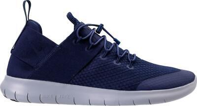 Pronunciar edificio Folleto  Mens Nike Free RN CMTR 2017 Blue Running Trainers 880841 400 | eBay