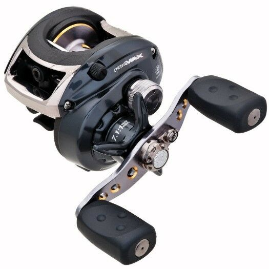Abu Max Garcia Pro Max Abu 7BB High Speed Baitcast Fishing Reel 4ae9b6