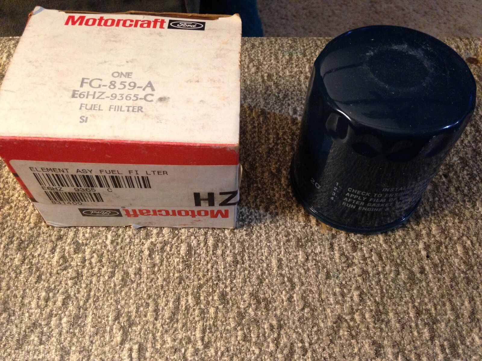 Nos 1986 1989 Ford Medium Duty Truck 370 429 Gas Fuel Filter Ebay 2002 Jeep Wrangler Norton Secured Powered By Verisign