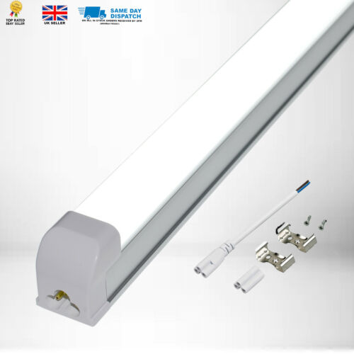 2 x 2 in 1 1200mm 36W T8 integrated LED tube Isolated driver 600k 3420Lm 4ft