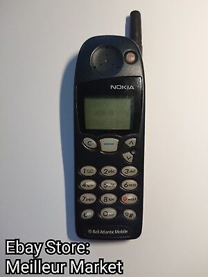 Nokia 5180 Retro Vintage Cell Phone 2000 Made in USA ���� FREE SHIPPING  eBay