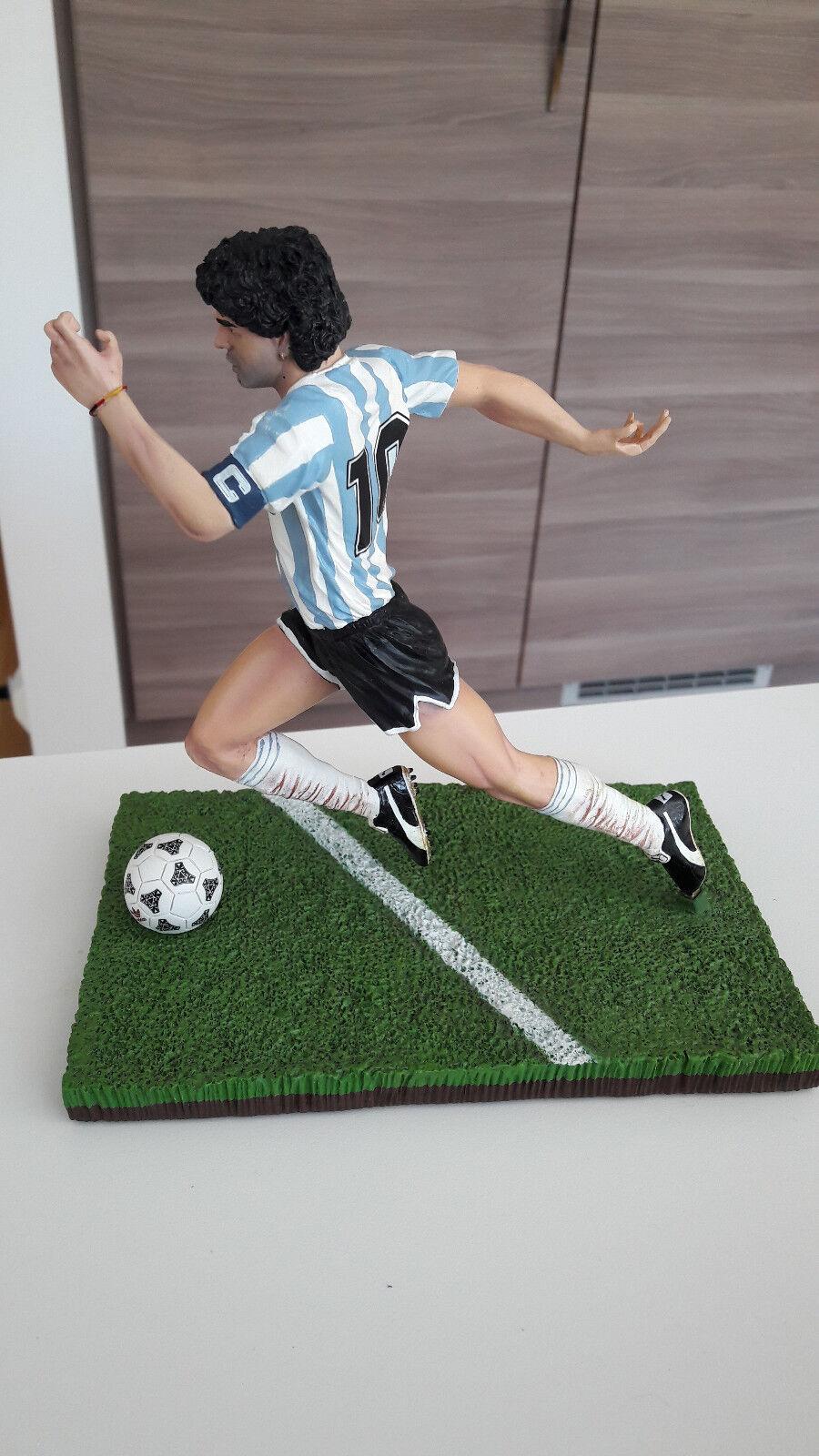 Diego Maradona figure 9  fanatico futbol Soccer NO ftchamps 602   5000 Limited