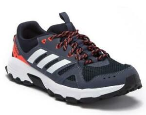 fabe37cc36a0c Adidas Rockadia Trail Dark Gray Men s Running Shoes Athletic ...
