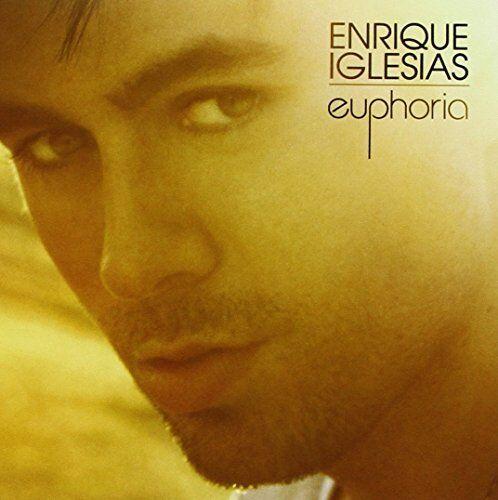 1 of 1 - Enrique Iglesias - Euphoria - Enrique Iglesias CD B4VG The Cheap Fast Free Post