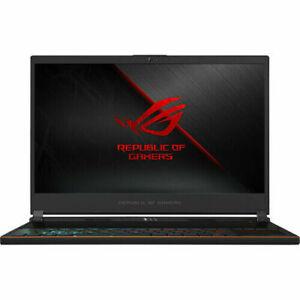 NEW ASUS Zephyrus S GX531GM Gaming i7-8750H 16GB 512GB SSD 15.6