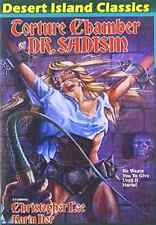 Torture Chamber Of Dr. Sadism  DVD NEW