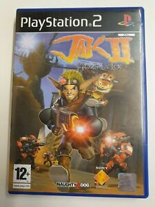 JAK-II-RENEGADE-Sony-PlayStation-2-2003-Francais-034-Edizione