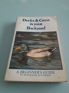 Ducks & Geese In Your Backyard, beginners guide, fowl, poultry, homesteading,