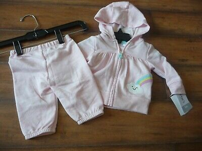 NEW NWT Carters girls 24 months beautiful ladybug pant outfit tunic//leggings