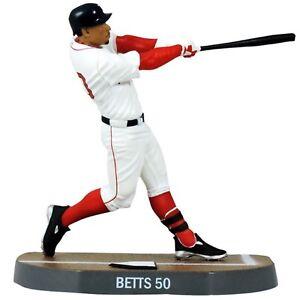 MOOKIE BETTS BOSTON RED SOX IMPORTS DRAGON LE FIGURE NIB GRAY JERSEY NIB