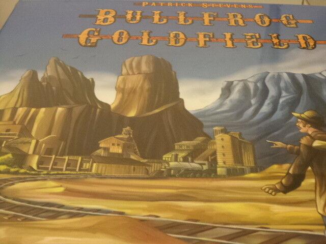 Bullfrog orfield-Numbskull Games Jeu de plateau NEUF
