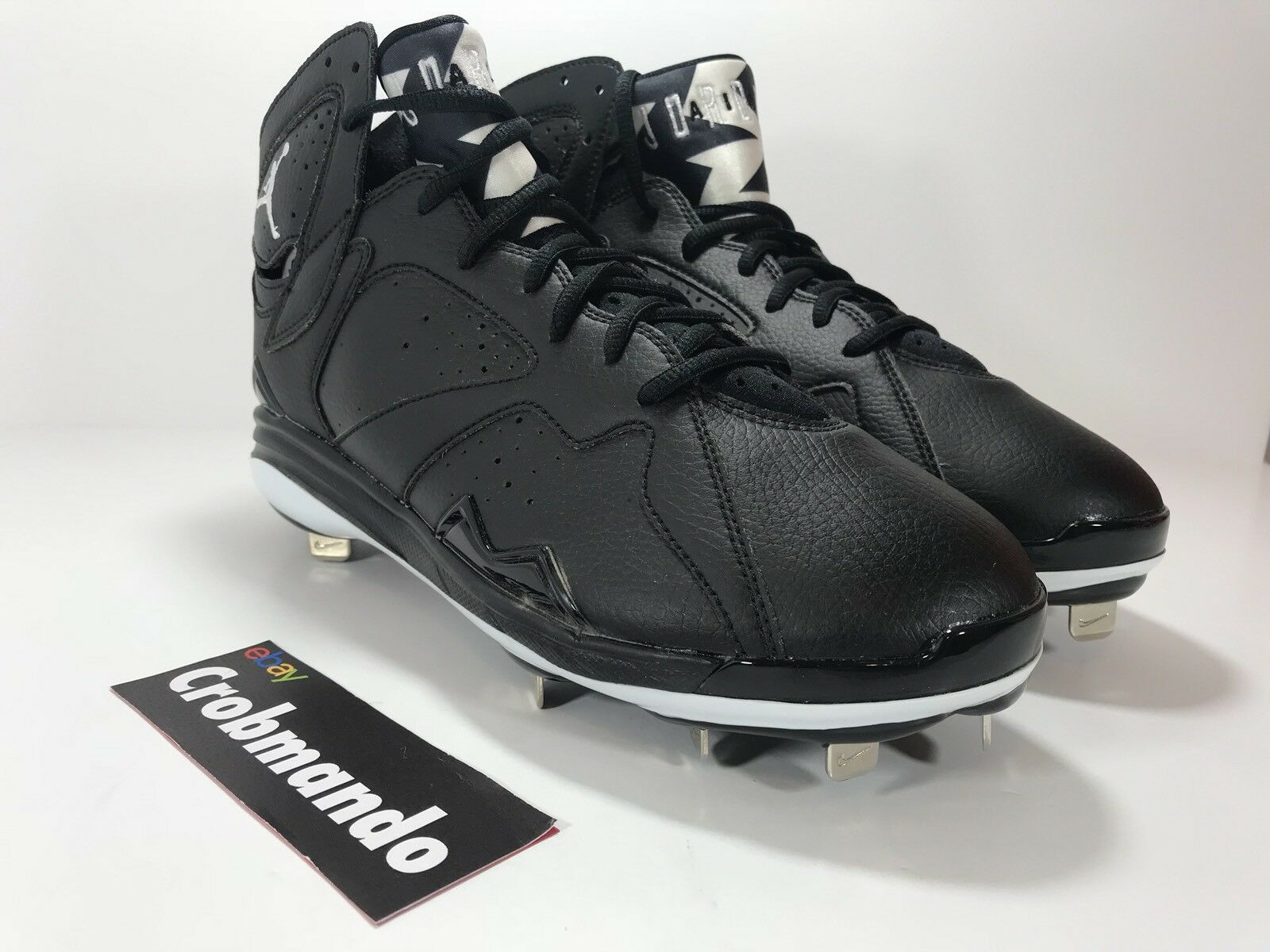 Nike sono air jordan retr 7 uomini di metallo sono Nike scarpe da baseball atletico 684943-010 dimensioni 13 17b422