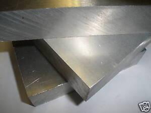 Plaque en aluminium de 4 mm 150mm x 150mm 5083
