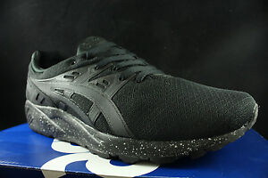 Image is loading ASICS-GEL-KAYANO-TRAINER-BLACK-MONOTONE-PACK-MONO- 82dd36fa7