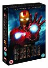 Iron Man 1 and 2 5014437131935 DVD
