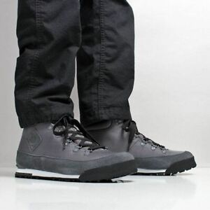 Details about The North Face Men's New Back 2 Berkeley NL Waterproof Boots Dark grey