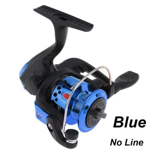 Mini Micro Spinning Fishing Reel With Line Small Wheel Camping Fishing Tool