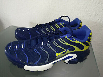 Nike Air Max TN Plus GS 655020 407 Herren Sport Blau Sneakers Schuhe Neu Gr.36,5 | eBay