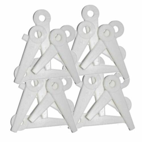 24stk Ersatzklingen Ersatzmesser Für Stihl Polycut 6-3,20-3,10-3,41-3 Set