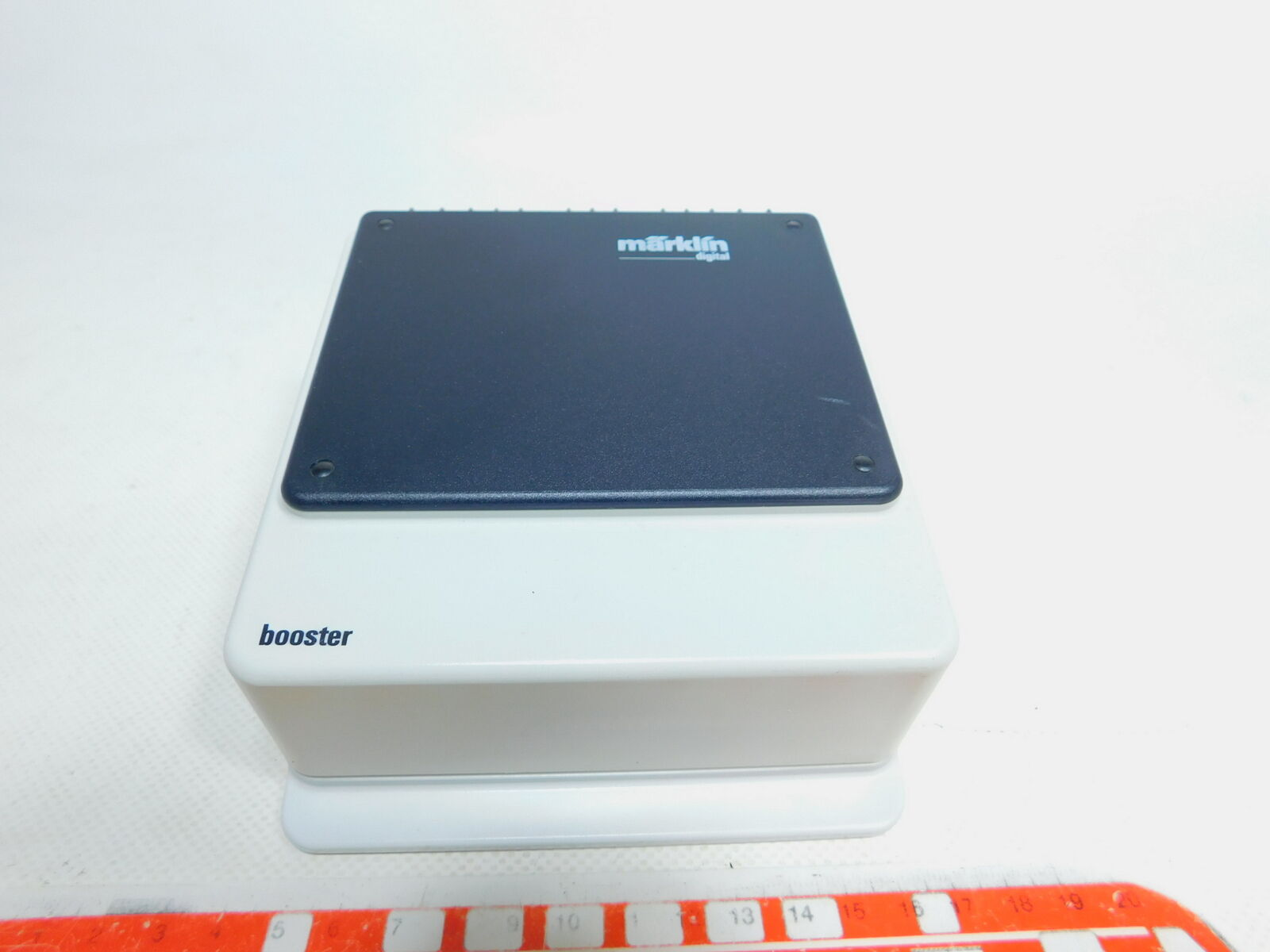 BX765-1Märklin digital H0 AC 6015 Booster, sehr gut