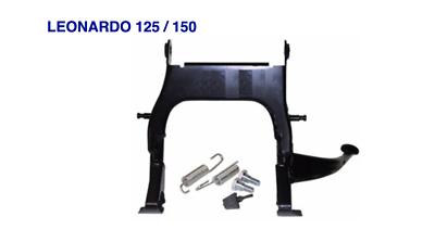 5404038 Cavalletto Centrale Aprilia Leonardo 125 150 Dolorante