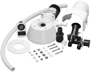 New Quiet Flush Conversion Kit Jabsco 372550092 With