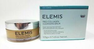 Elemis-Pro-Collagen-Cleansing-Balm-3-7-oz-105-g-Exprtn-2021-w-Towel-New-Box