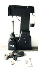 Wilson Rockwell 4jr Hardness Tester With Accessories See Photos