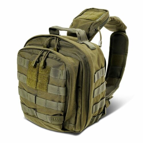 Style 56963 5.11 Tactical RUSH MOAB 6 Sling Pack Military Molle Backpack Bag