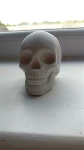 Big Skull Shape 3D Mold Cake Chocolate Maker Silicone Trays DIY Ice Cube Moulds