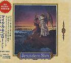 Jerusalem Slim Japan CD OBI 11 Tracks Hard Rock 1992 Michael Monroe Stevens