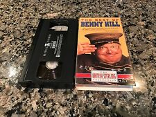 The Best Of Benny Hill Rare VHS! 1974 Lecherous Insane Comedy!